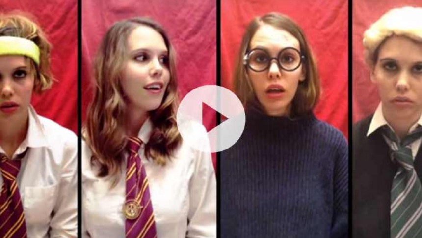 Se Taylor Swift møde Harry Potter i morsom videoparodi