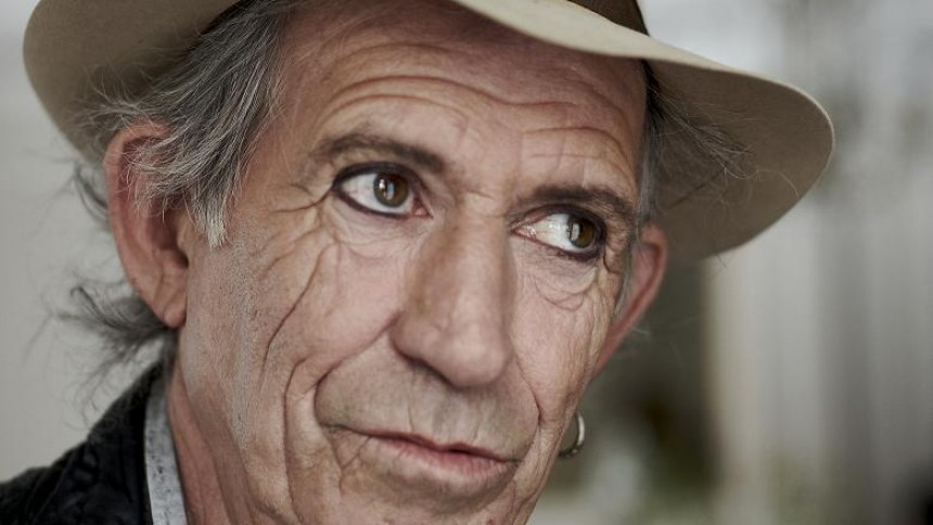 Keith Richards: Rap er for tonedøve mennesker