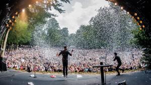 Hej Matematik Bøgescenerne Skanderborg Festival 050815