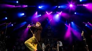La Roux, Smukfest, Bøgescenerne, 060815