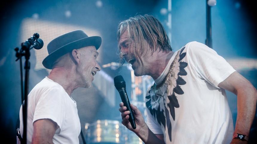 Danmarks ældste rockband lyder forfriskende nok som sig selv