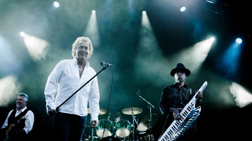 Manfred Mann's Earth Band giver koncerter i Jylland og på Fyn
