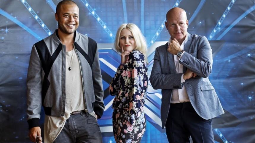 Mette fra X Factor: Blachman og Remee skal bare komme an!
