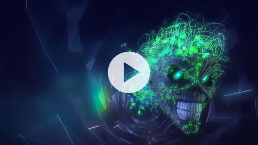 Se: Eddie rejser gennem tid og rum i Iron Maiden-video