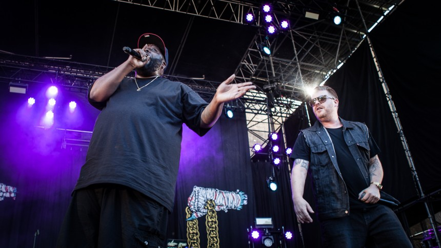 Run The Jewels: Øyafestivalen, Oslo