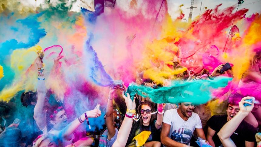 Sziget Festival-reportage del 2: Fra slumrende oaser til ravefest