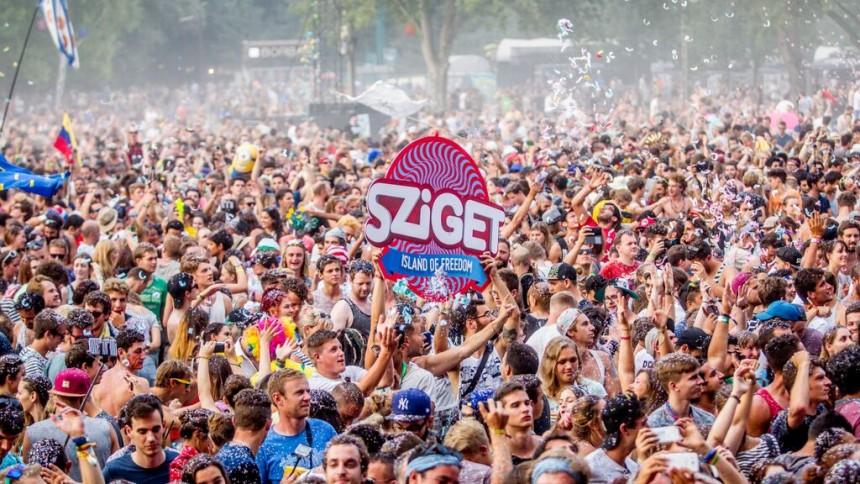 Sziget Festival-reportage del 1: Tryllebundet af MØs energi