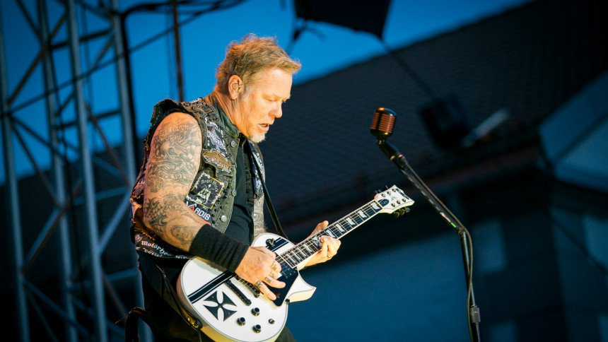 Metallica-forsanger James Hetfield ønsker snarest at lave ny musik
