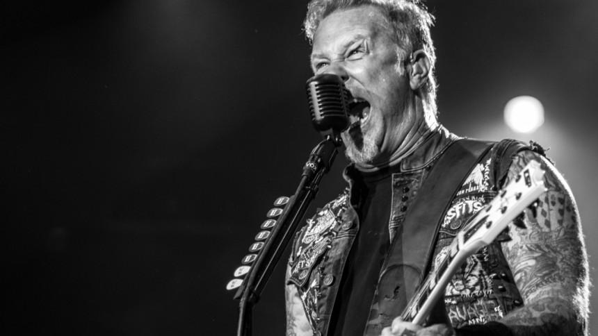 Endnu en udsolgt koncert: Metallica skal spille for 60.000 publikummer i Royal Arena