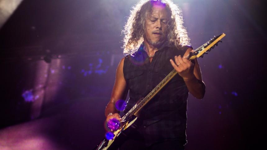 Metallicas Kirk Hammett: Sådan var det at møde Bowie – som vi stjal fra