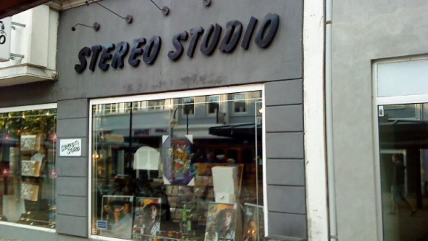 Stereo Studio lukker