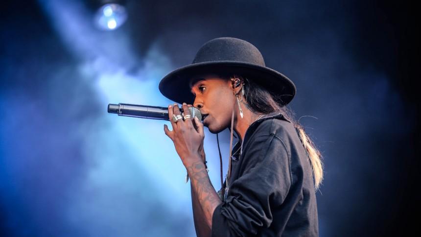 Hør: Angel Haze udgiver nyt mixtape