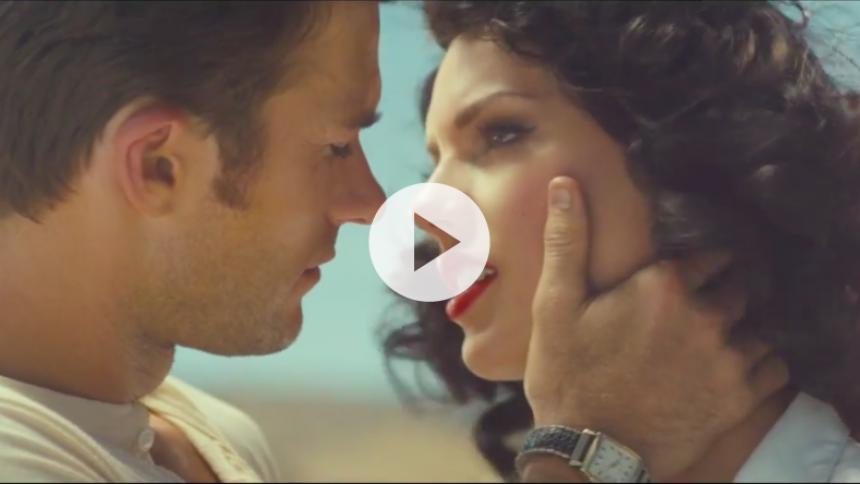 Taylor Swift tager til Afrika i ny musikvideo
