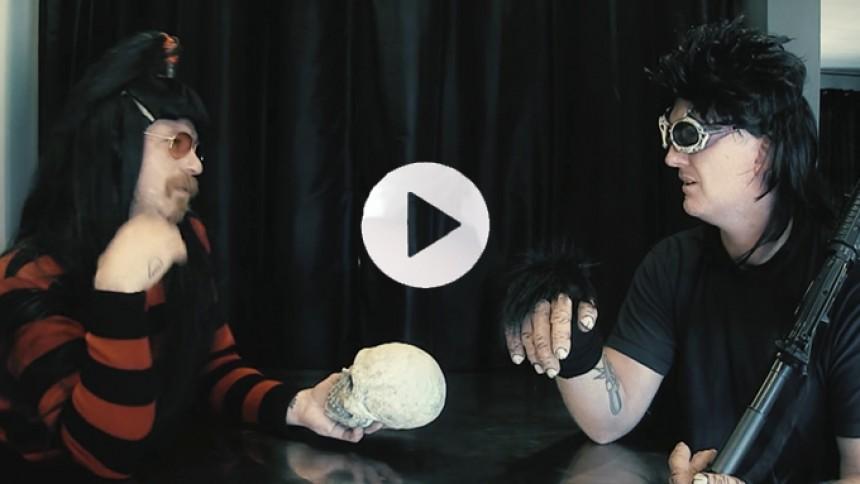 Se: Eagles of Death Metal teaser nyt album i sjov video