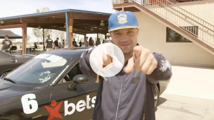 Video: Clemens cruiser i kendis-rallyløbet Gumball 3000