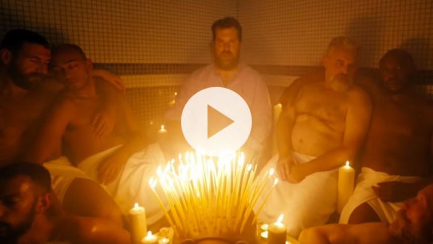 Videopremiere: I sauna med John Grant