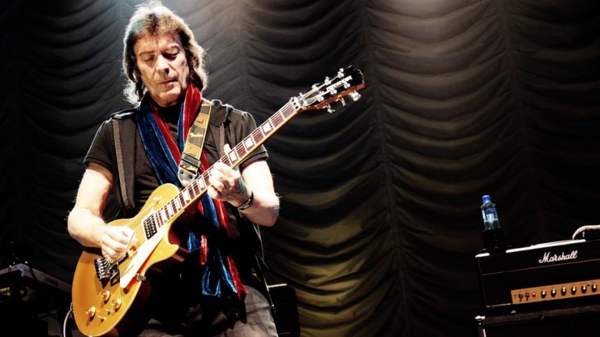 Tidligere Genesis-guitarist Steve Hackett gæster Danmark