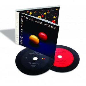 Wings: Venus and Mars, 2 cd, Paul McCartney Archive Collection