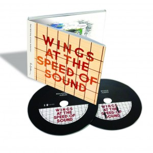 Wings: Wings At The Speed of Sound, 2 cd, Paul McCartney Archive Collection
