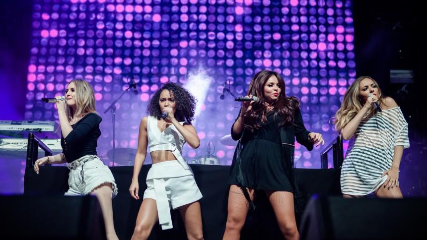 Little Mix indtager Danmark med et popbrag
