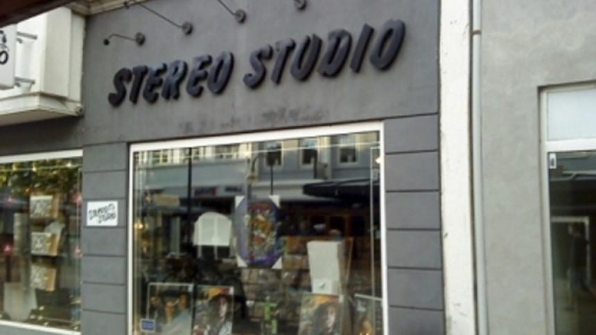 Stereo Studios varelager til salg med store rabatter