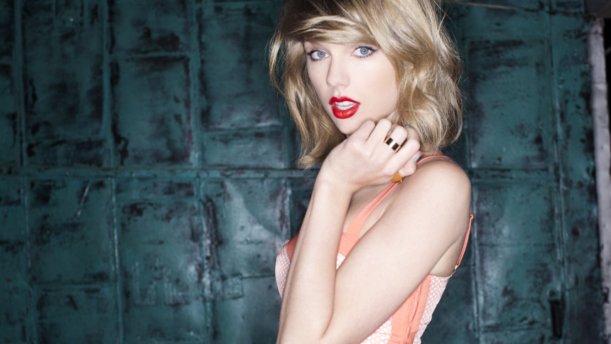 Taylor Swift er ikke tilfreds med Kanye West-omtale på nyt album