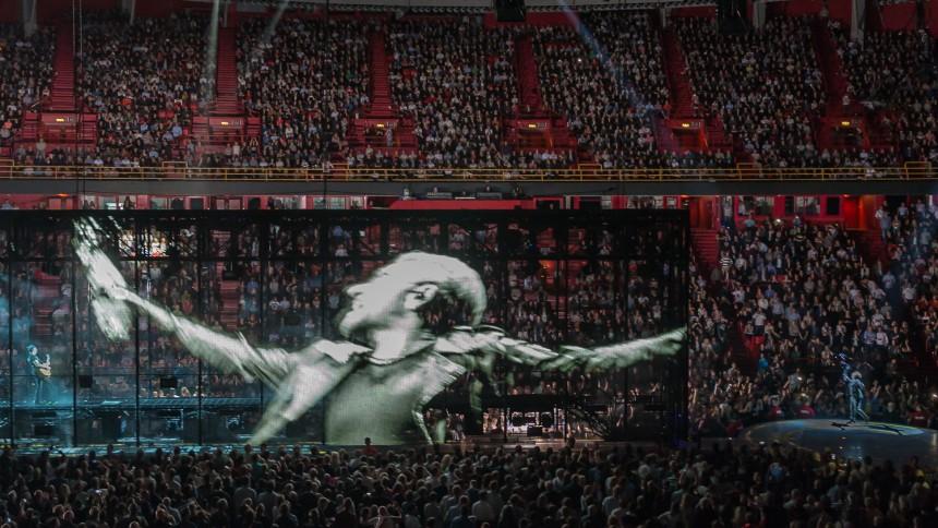 U2-koncert i Stockholm aflyst efter politiaktion