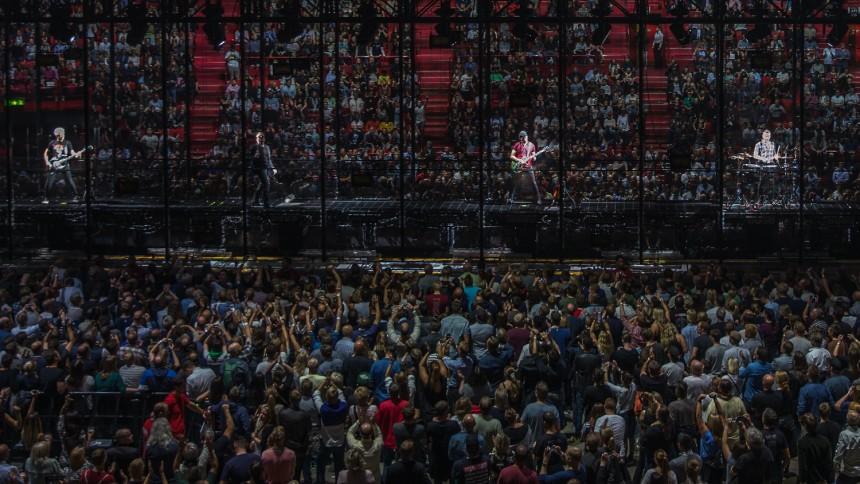 Pistolmand ved aflyst U2-koncert var politibetjent