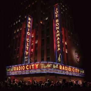 Joe Bonamassa: Live at Radio City Hall, dvd/cd