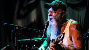 seasick steve - Train - 21.9.2015