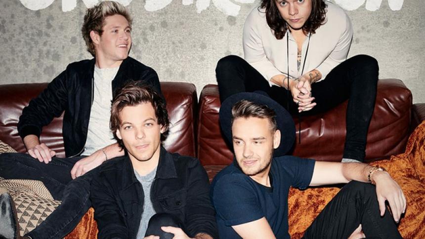 Lyt til One Directions nye berusende ballade