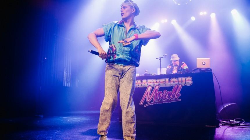 Marvelous Mosell featuring Ponyblod & MC Einar: Store Vega, København
