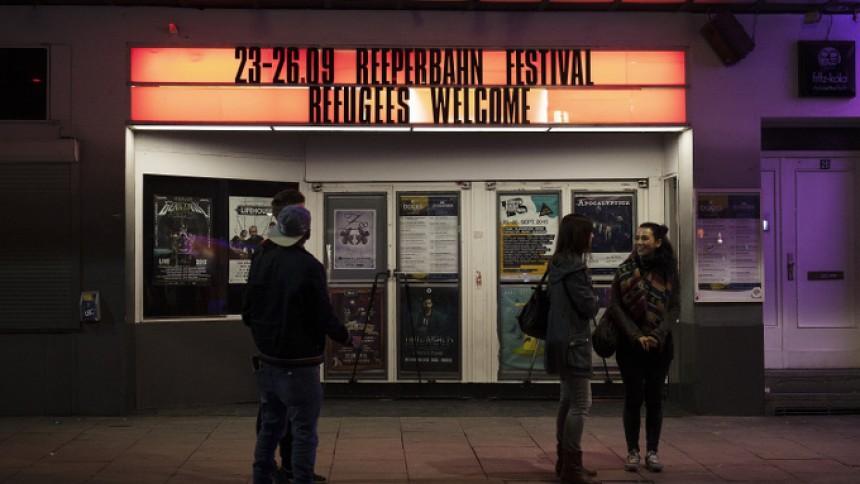 Reportage: GAFFA på Reeperbahn Festival del 2