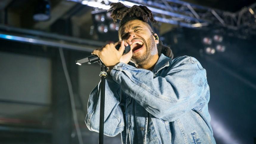 Hør: The Weeknd deler nyt nummer