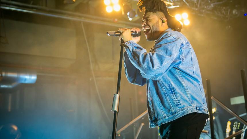 The Weeknd og Daft Punk arbejder på ny musik