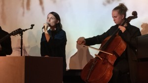 Kristina Holgersen og Lydenskab Dokk1 011015