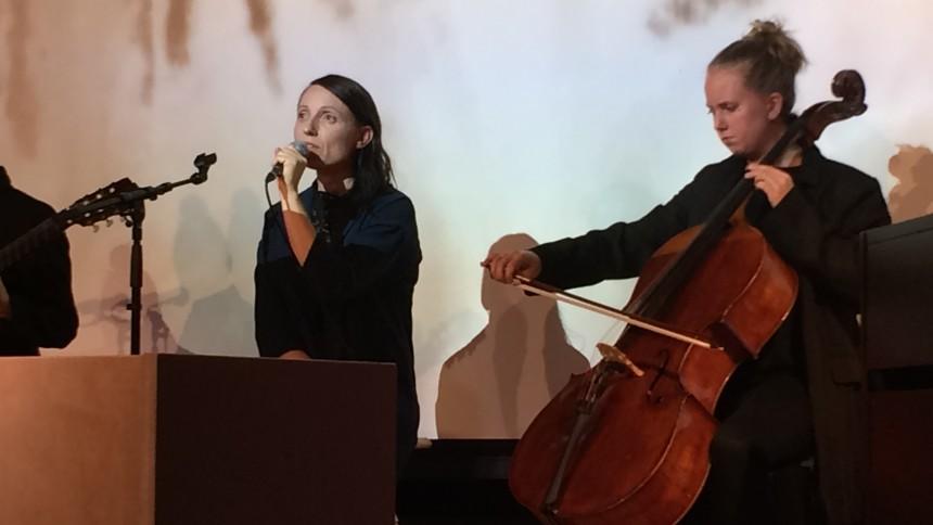Kristina Holgersen, Lydenskab og Anya Mathilde Poulsen: Dokk1, Aarhus