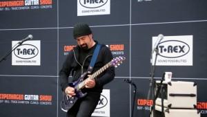 Copenhagen Guitar & Bass Show 041015