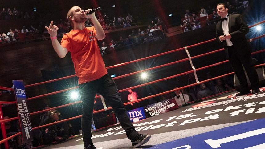 Reportage: MC's Fight Night 2015