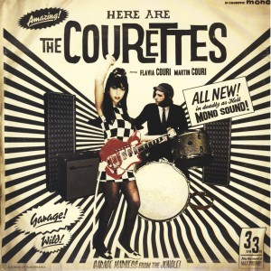 The Courettes: Here Are The Courettes