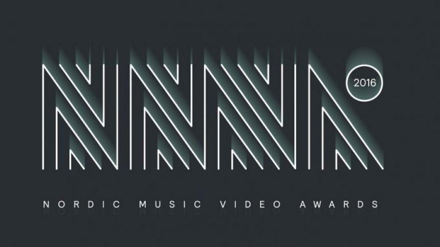 Se alle de nominerede til Nordic Music Video Awards 2016