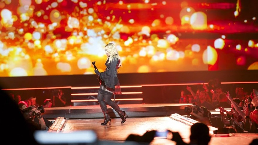 Madonna: Rogers Arena, Vancouver
