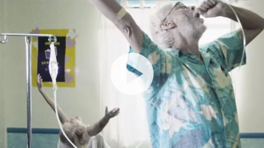 Faith No More sætter fut i plejehjem i ny musikvideo
