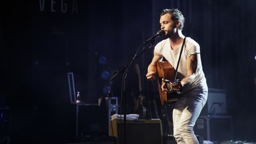 The Tallest Man on Earth til Danmark