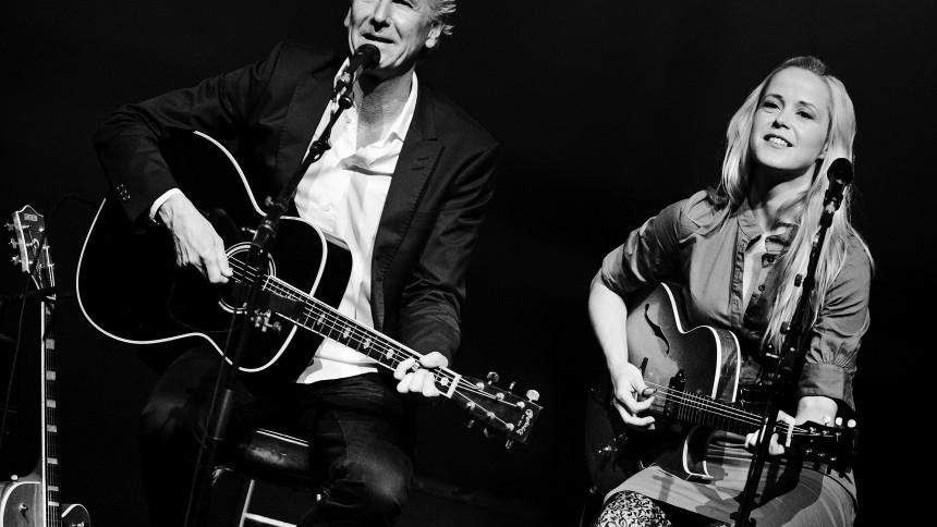 Tina Dickow & Steffen Brandt giver flere ekstrakoncerter