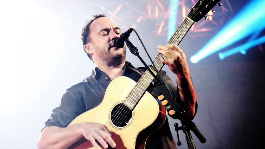 Koncertaktuelle Dave Matthews: – Har man ikke håbet, så har man ingenting