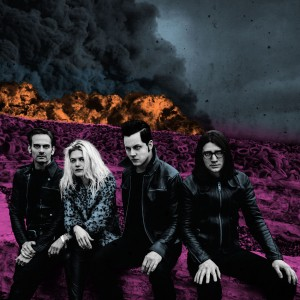 The Dead Weather: Dodge & Burn