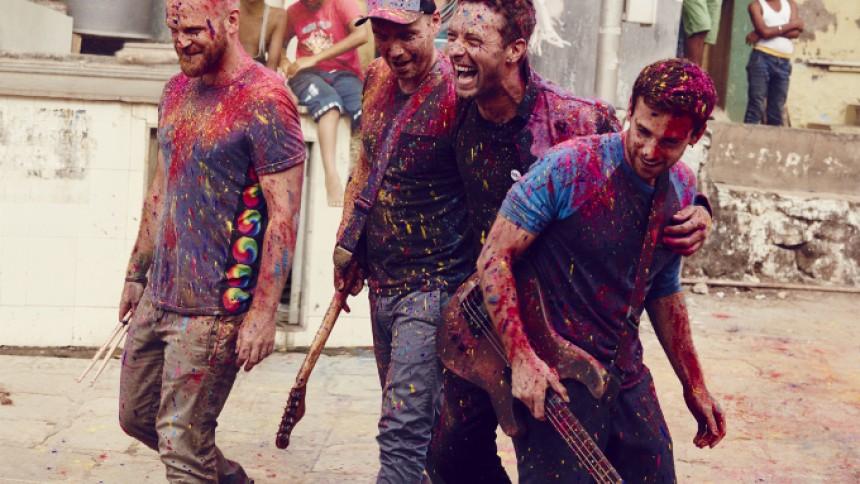 Hør single: Coldplay udgiver nyt album inden jul