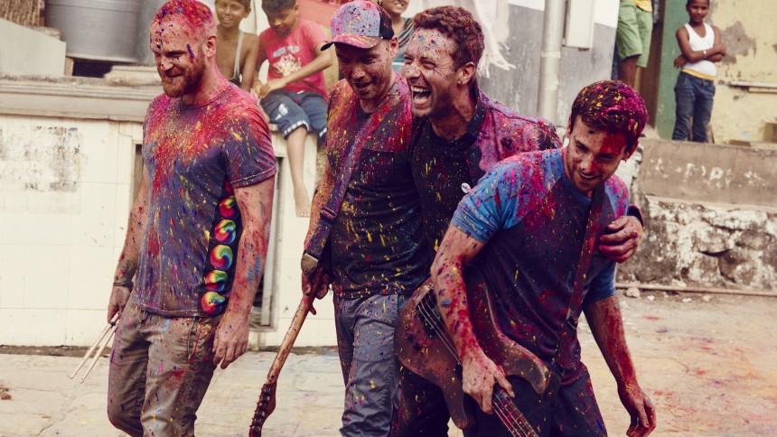 Udgiver Coldplay ny musik i dag – under et andet bandnavn?