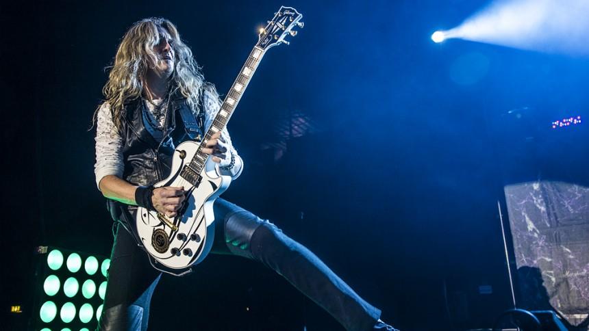 Rock-ikonerne Whitesnake gæster Danmark